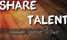 Share Your Talent - Summer Special Music