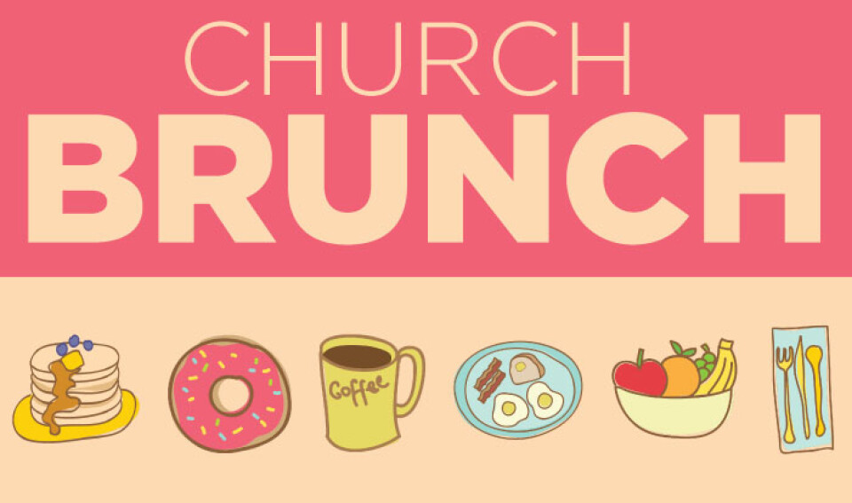 All Church Brunch