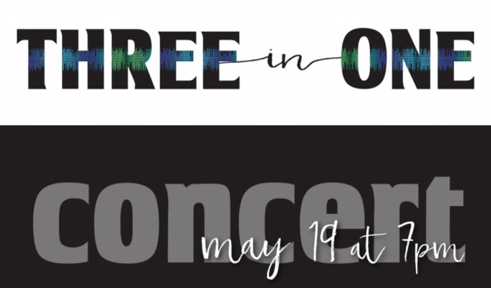 3 in 1 Concert