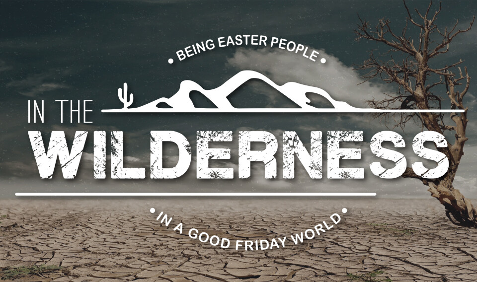 In The Wilderness: Wrestling with God